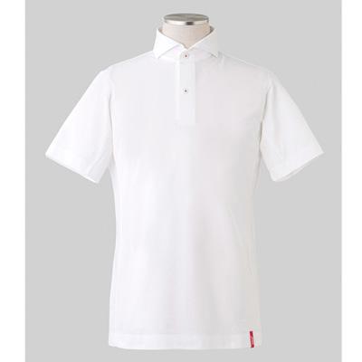 ドライビングシャツ(半袖)ホワイト