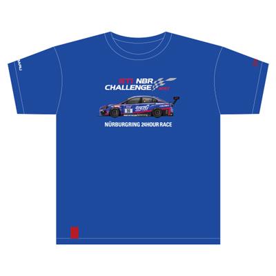 NBR2017記念Tシャツ スポンサーロゴ