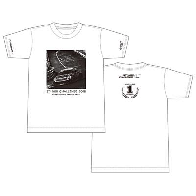 NBR2018記念Tシャツ(車両デザインC・ホワイト)